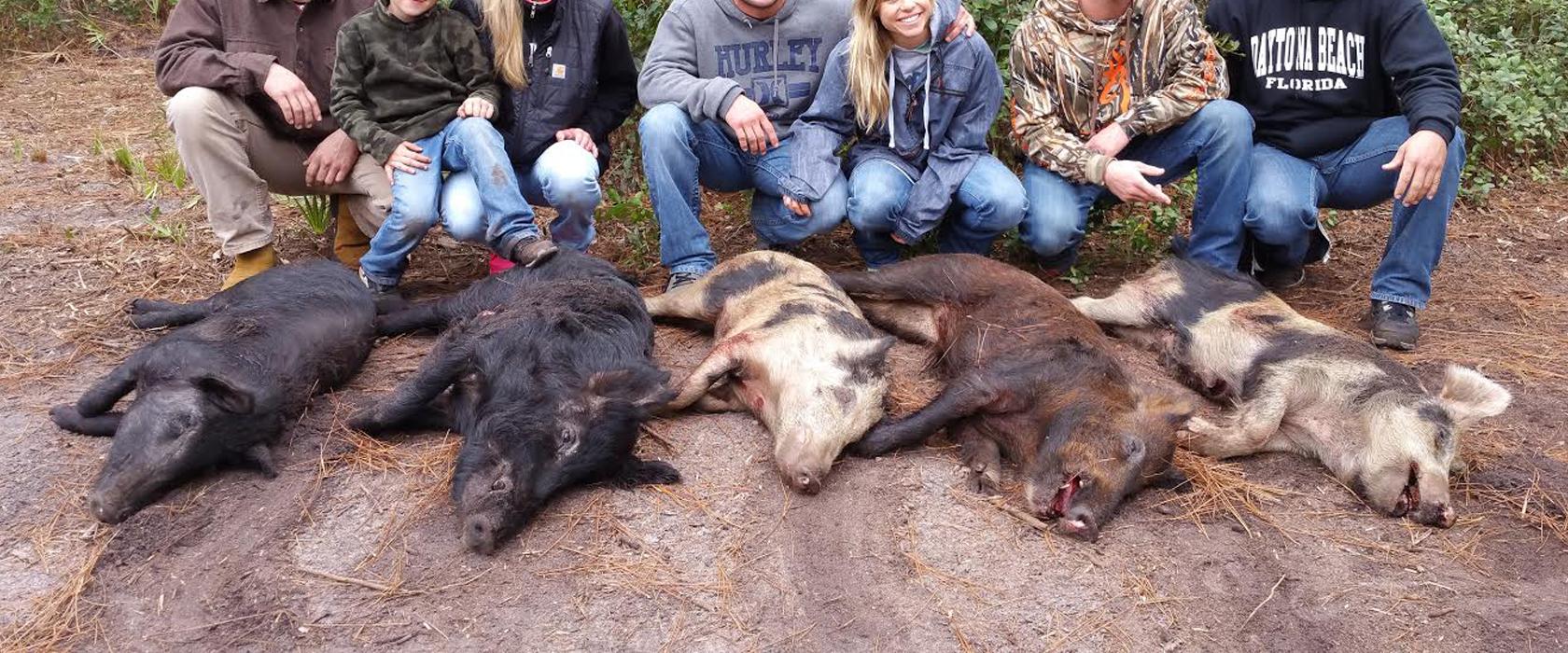 Hog Kill